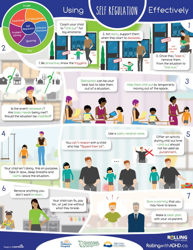 self regulation-InfographicV2